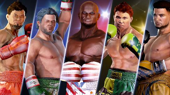 Real Boxing 2 1.12.1 MOD APK [INFINITE COINS/DIAMONDS] 3