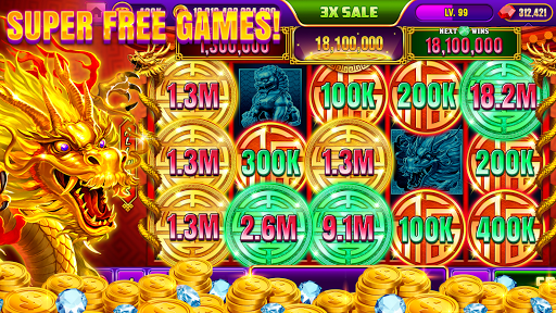 Real Casino - Free Vegas Casino Slot Machines modavailable screenshots 17