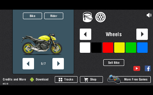 Moto Wheelie 0.4.3 Screenshots 3