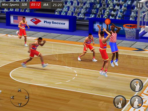 Basketball Hoops Stars: Basketball Games Offline android2mod screenshots 13
