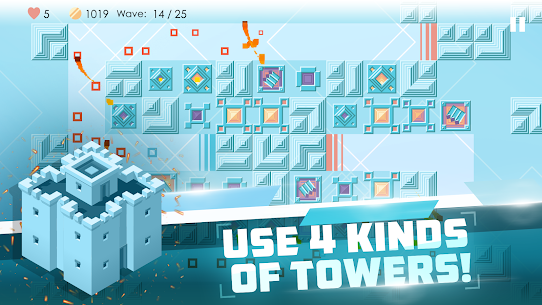 Mini TD 2: Relax Tower Defense Game 4