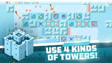 Mini TD 2: Relax Tower Defense Gameのおすすめ画像4