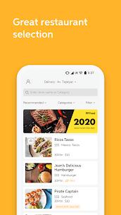 99 Food – Food Delivery 1.2.50 (MOD + APK) Download 3