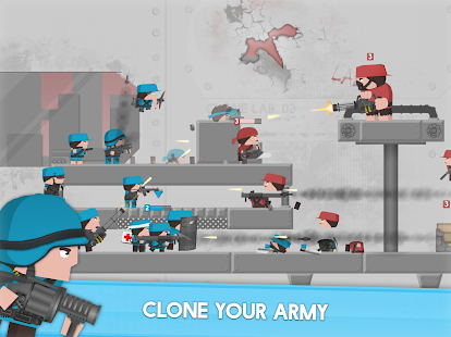 Clone Armies: Tactical Army Game 7.8.8 Screenshots 9