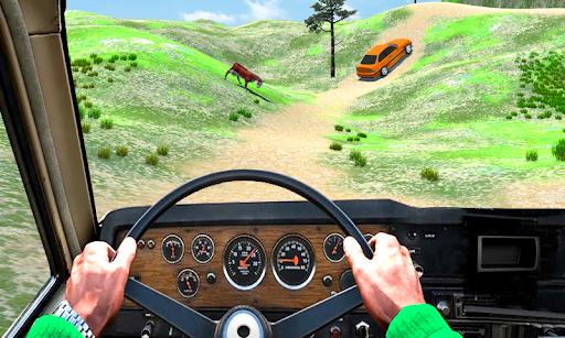 Pickup Truck Cargo Transport Driving Simulator 1.0.3 screenshots 1