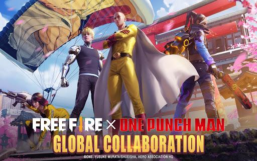 Garena Free Fire-New Beginning 1.58.3 screenshots 1