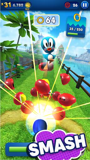 Sonic Dash – Endless Running & Racing Game