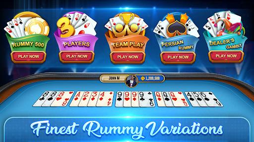 Rummy 500 1.7.9 screenshots 4