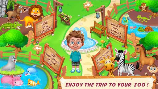 Trip To Zoo : Animal Zoo Game screenshots 4