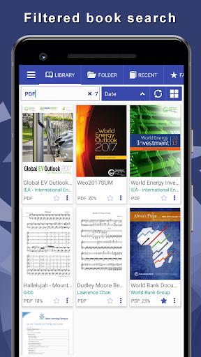 Librera - reads all books, PDF Reader 8.3.109 Screenshots 11