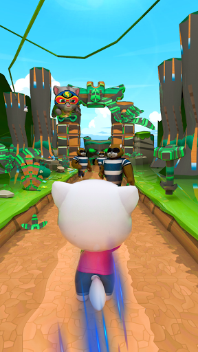 Mighty Tom Hero Rush Crazy Games 2021 screenshots 4