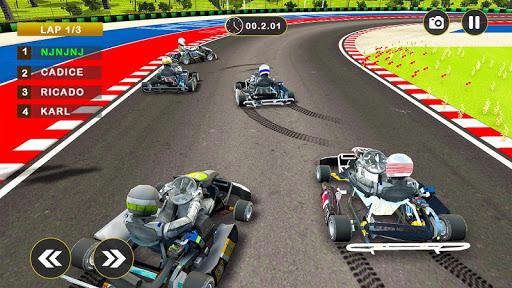 Ultimate Go Kart Racing Games 2021 : Kart Valley 1.0.1 screenshots 3