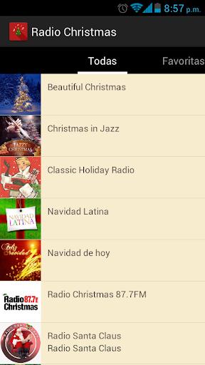 Christmas Radio 4.16 screenshots 2