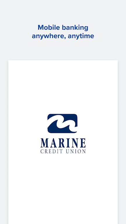 Marine Credit Union poster 0