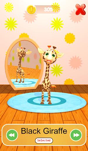 Talking Giraffe 1.54 screenshots 20