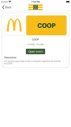 McDonald's COOP 1.0.141 Screenshots 2