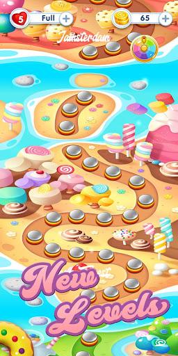 Kwazy Cupcakes : Free Match 3 Puzzle Game 3.8.0 screenshots 7