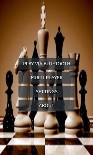 Chess Via Bluetooth  screenshots 1