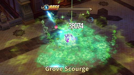 Sacred Sword Princesses apklade screenshots 2