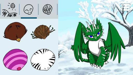 Avatar Maker: Dragons apktram screenshots 21
