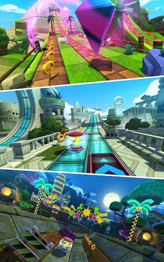 Sonic Forces u2013 Multiplayer Racing & Battle Game  screenshots 13