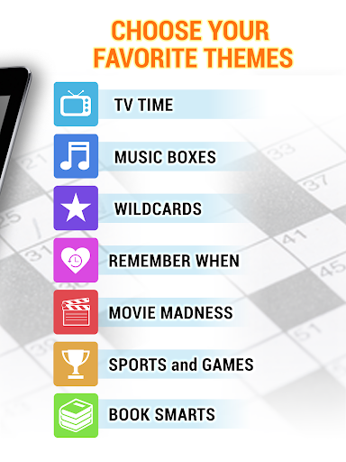 Daily POP Crosswords: Daily Puzzle Crossword Quiz screenshots 7