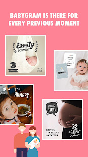 Babygram - Camera app for mommies and babies