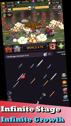 Devil Smithy : Epic Idle Merge android2mod screenshots 3
