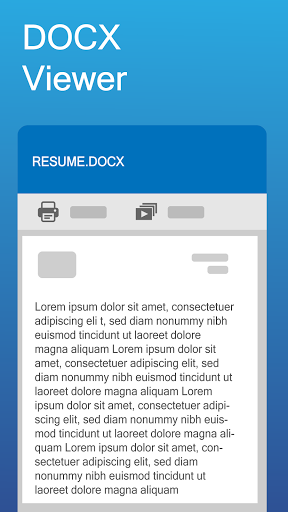 Docx Reader - Word, Document, Office Reader - 2021 android2mod screenshots 5
