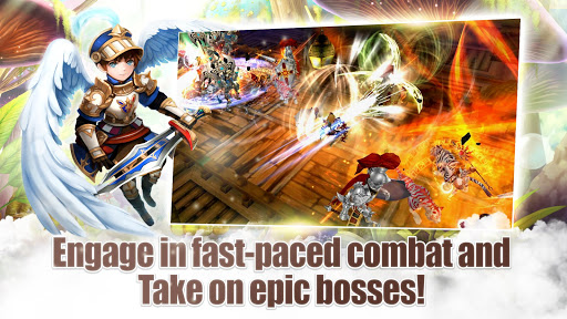 Flyff Legacy - Anime MMORPG - Free MMO Action RPG  Paidproapk.com 2