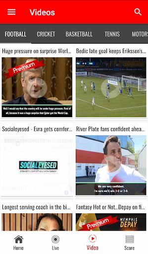 Robi MySports apktram screenshots 8