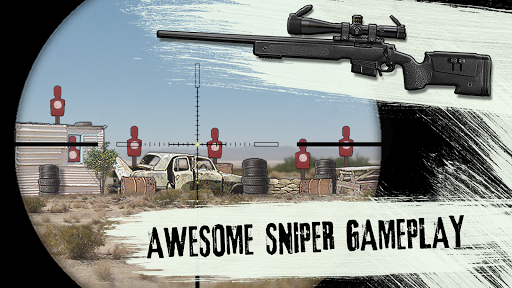 LONEWOLF (17+) - a Sniper Story 1.2.95 Screenshots 18