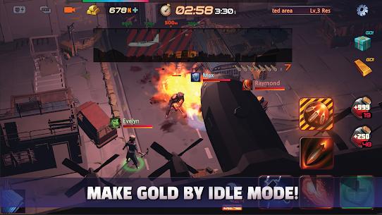 Defense Zombie World Mod Apk 6.0 (Unlimited Gold/Diamonds) 2