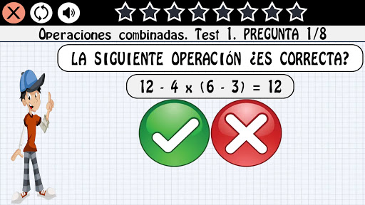 Matemu00e1ticas 12 au00f1os 1.0.20 screenshots 10