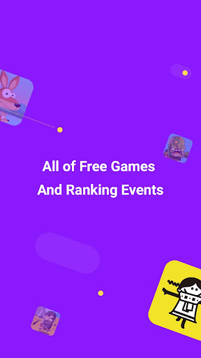 GameParty - Free Games, Casual Games and Hot Event screenshots 1