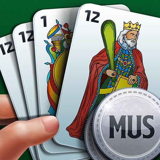 Mus Maestro - clásico juego de mus / naipes online