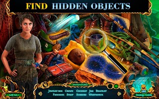 Hidden Objects Labyrinths of World: Dangerous Game