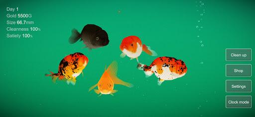 Goldfish 3D - Relaxing Aquarium Fish Tank  screenshots 6
