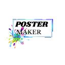 Flyers Poster Maker, Graphic Design & Banner Maker