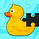 Toddler Puzzles for Kids - Baby Learning Games App