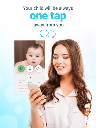 BABY MONITOR 3G  - Babymonitor for Parents 5.0.54 Screenshots 3