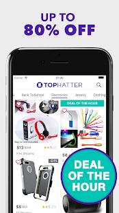 Tophatter: Fun Deals, Shopping Offers