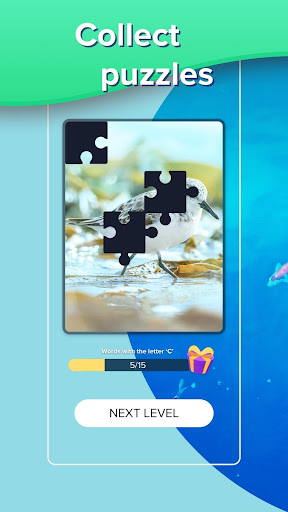 Puzzlescapes: Relaxing Word Puzzle & Spelling Game 2.245 screenshots 4