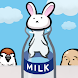 うさぎと牛乳瓶 Android