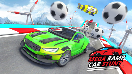 Ramp Car Stunts Racing: Stunt Car Games 1.1.5 screenshots 11