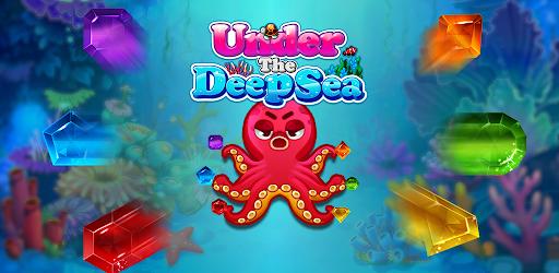 Under the Deep Sea: Jewel Match3 Puzzle screenshots 16