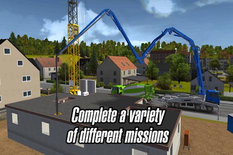 Construction Simulator 2014 Mod Apk