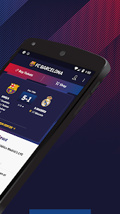 How do I download FC Barcelona Official App app on PC? 2