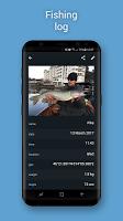 screenshot of Fishing Calendar