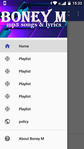 Boney M songs 1.0 screenshots 1